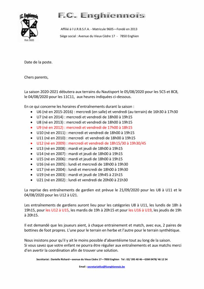 Lettre cotisation 2020 2021 1 page 1