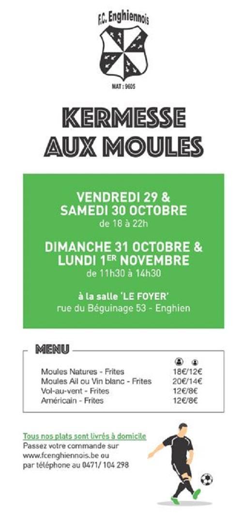 Moules 1 nov 2