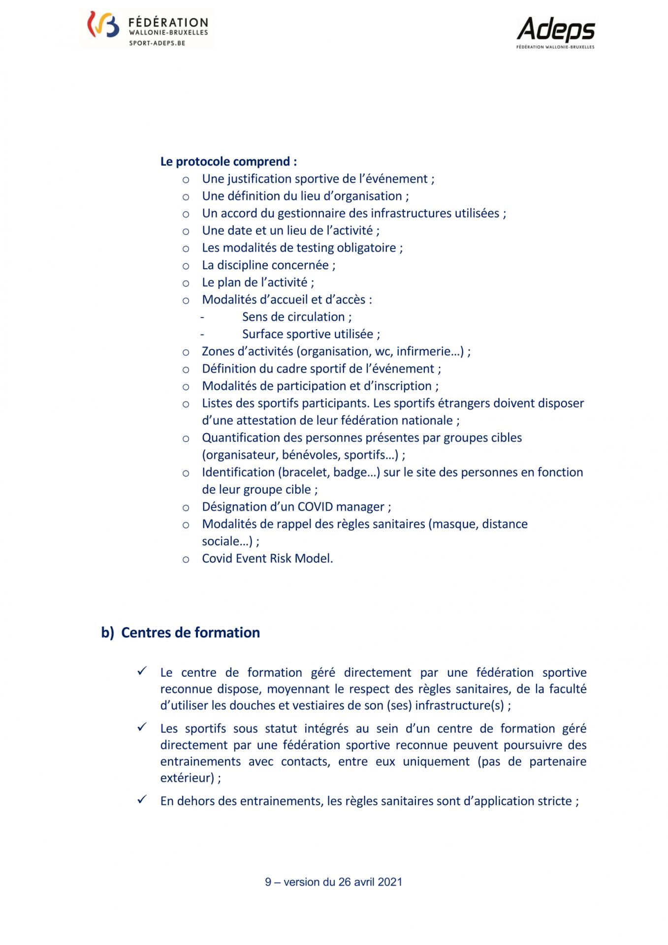 Protocole activites physiques et sportives 26 avril 2021 page 13