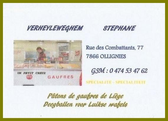 Stehane gauffre dpi 301