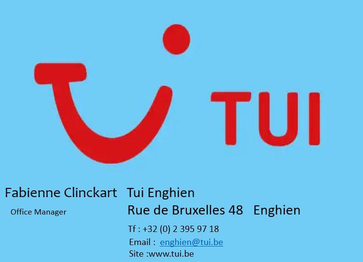 Tui travel enghien